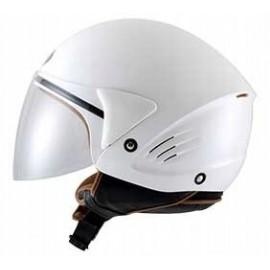 Kask motocyklowy KYT COUGAR biały