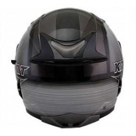 Kask motocyklowy KYT FALCON ALL SLIM czarny