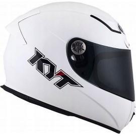 Kask motocyklowy KYT KR-1 biały