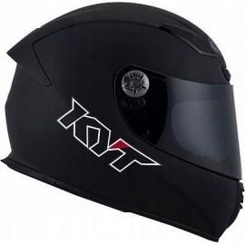 Kask motocyklowy KYT KR-1 czarny mat