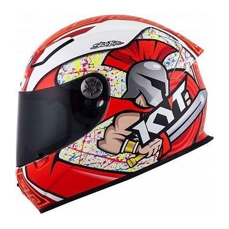 Kask motocyklowy KYT KR-1 REPLICA Corsi