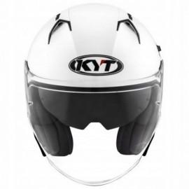 Kask Motocyklowy KYT NF-J biały
