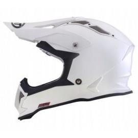 Kask motocyklowy KYT STRIKE EAGLE biały