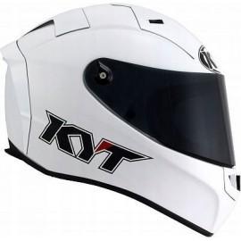 Kask motocyklowy KYT ThunderFlash biały