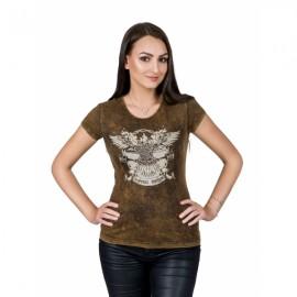 Choppers Division koszulka damska trawiona Phoenix