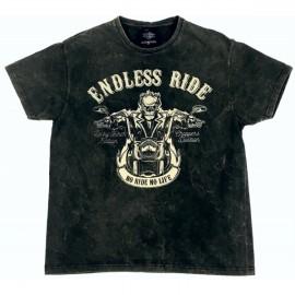 Choppers Division koszulka trawiona Endless Ride