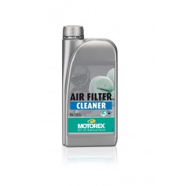 Motorex air filter cleaner do prania filtra powietrza