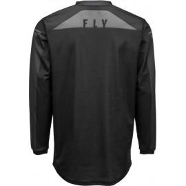 Koszulka off road FLY RACING F-16 kolor czarny/szary
