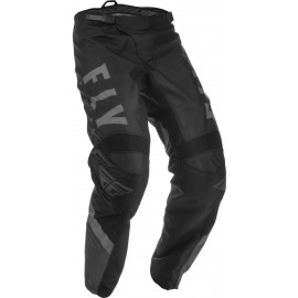 Spodnie cross/enduro FLY RACING F-16 kolor czarny/szary