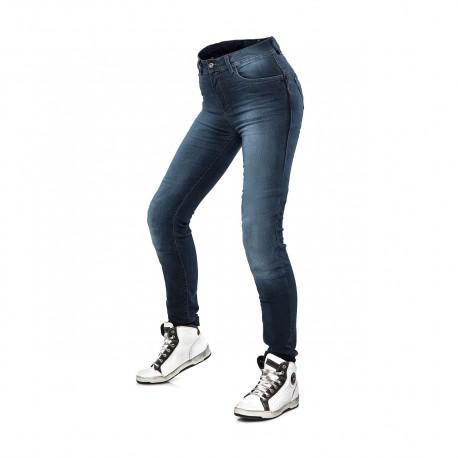 Spodnie damskie jeansy CITY NOMAD KIM