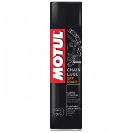 MOTUL C3 Smar spray do łańcucha Off Road 0,4L