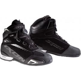 Buty turystyczne BULL WP IXON kolor czarny-biały