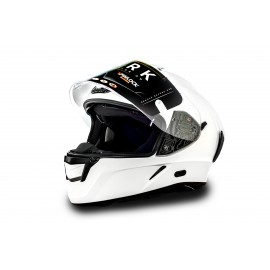 Kask Airoh SPARK COLOR WHITE GLOSS biały