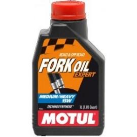 Olej do teleskopów Motul Fork Oil Expert 15W 1L HC-syntetyczny