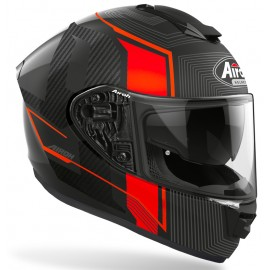 KASK AIROH ST 501 Alpha Red Matt