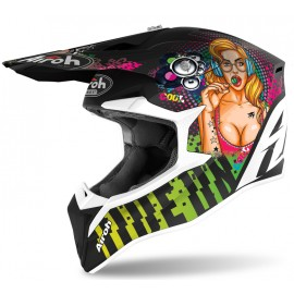 KASK OFF-ROAD AIROH WRAAP OCTOPUS PIN-UP