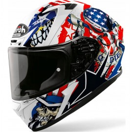 Kask integralny AIROH VALOR UNCLE SAM MATT