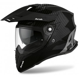 Kask integralny AIROH COMMANDER CARBON