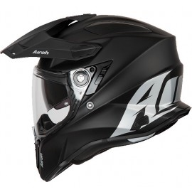 Kask integralny AIROH COMMANDER COLOR BLACK MATT