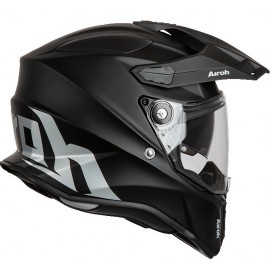 Kask enduro AIROH COMMANDER COLOR BLACK MATT