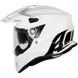 Kask integralny AIROH COLOR WHITE GLOSS