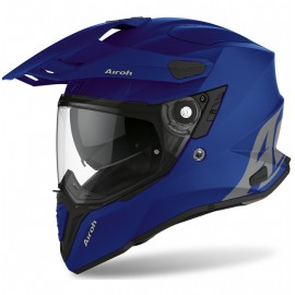 Kask integralny AIROH COMMANDER COLOR BLUE MATT