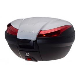 Kufer K-Max z płytą montażową biały 50L AW9068W
