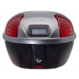 Kufer K-Max z płytą montażową srebrny 30L AW9069S