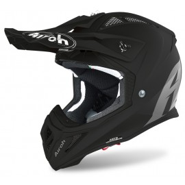 Kask Airoh Aviator Ace Art Black Matt