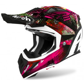 Kask Airoh Aviator Ace Insane Matt