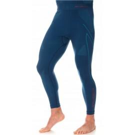 BRUBECK termoatkywne ciepłe męskie getry jeansowe