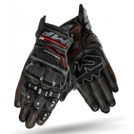 SHIMA XRS-2 BLACK Krótkie sportowe rękawice czarne