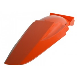 Błotnik tylny Polisport KTM EXC SX 125525 pomarańczowy