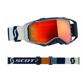 GOGLE SCOTT PROSPECT 2020 GREY/RED 2 SZYBKI