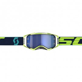 GOGLE SCOTT PROSPECT 2020 BLUE/YELLOW 2 SZYBKI