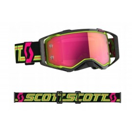 GOGLE SCOTT PROSPECT 2020 BLACK/YELLOW 2 SZYBKI