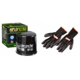 Filtr oleju HIFLOFILTRO HF303 MOTUL