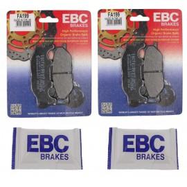 Klocki hamulcowe EBC FA199 Yamaha XJ6600 98-15 + GRATIS