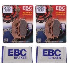 Klocki hamulcowe EBC FA199 Yamaha MT03 06-14 + GRATIS