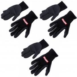 Wytrzymałe i wygodne rękawiczki robocze MOTUL 3 pary