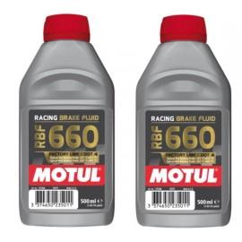 MOTUL RBF 660 PŁYN HAMULCOWY SPORTOWY MOTOCYKLOWY