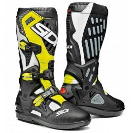 Buty SIDI ATOJO SRS czarne żółte białe + GRATIS