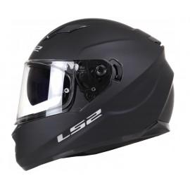 Kask motocyklowy LS2 FF320 STREAM CZARNY MAT