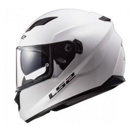 Kask motocyklowy LS2 FF320 STREAM WHITE BIAŁY