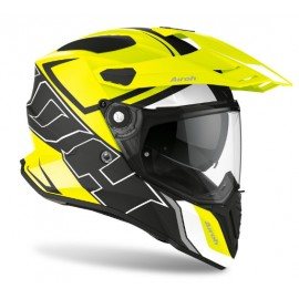 Kask enduro AIROH COMMANDER DUO FLUO