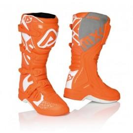 Buty crossowe enduro ACERBIS X-TEAM pomarańczowe