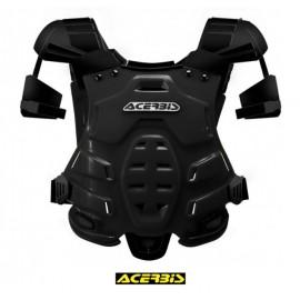 Buzer zbroja ochraniacz cross enduro quad acerbis czarna