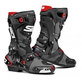 Buty motocyklowe SIDI REX sportowe czarno-szare GRATIS