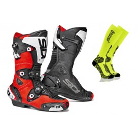 SIDI MAG-1 sportowe buty motocyklowe fluo GRATIS