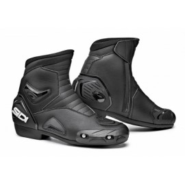 Krótkie sportowe buty motocyklowe SIDI MID czarne + gratis
